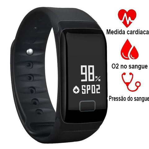 Smart Watch Completo | Fitness | Relógios