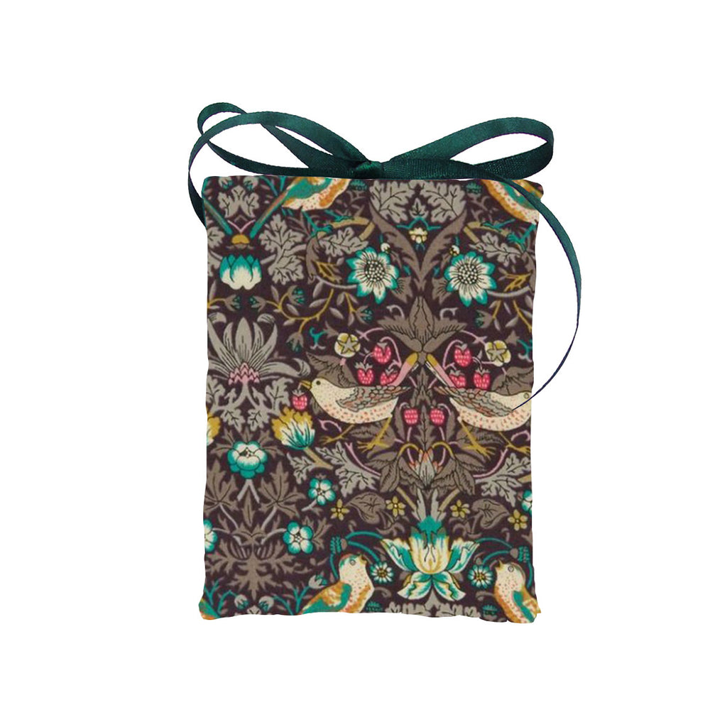 Lavender Sachet -Strawberrythief (brown)