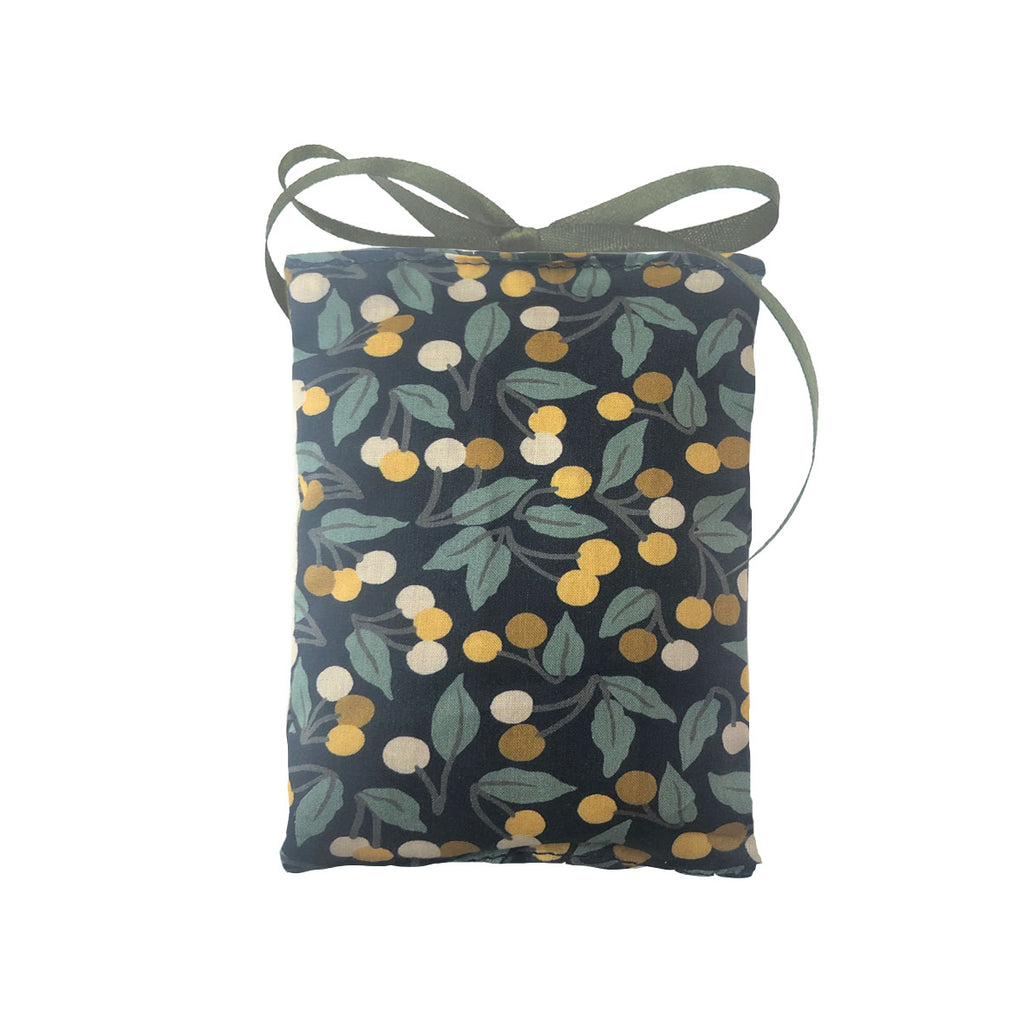 Lavender Sachet -Cherry Drop (grey)
