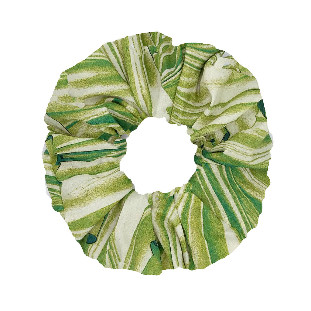 Scrunchie -Green