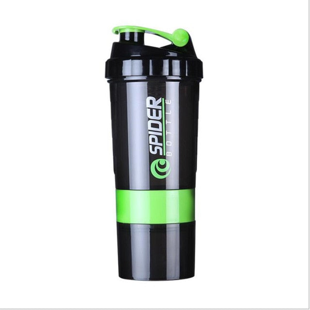 Creative Protein Powder Shake Bottle - Better Business Plus