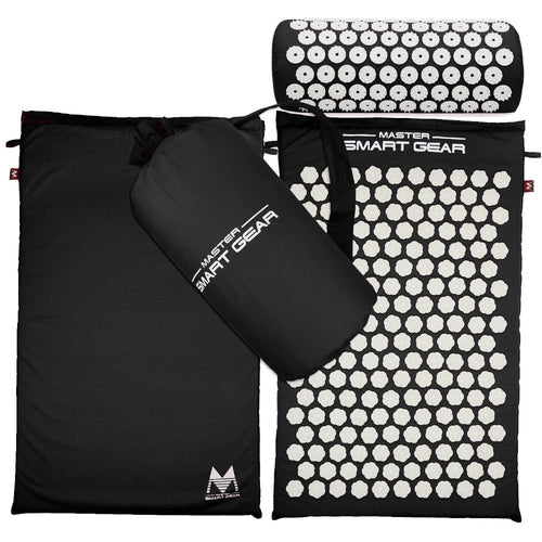Acupressure Massage Mat Pillow Set Yoga Mat - Better Business Plus