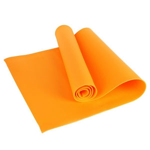 4MM Balight Yoga Mat  Foldable Fitness Pilates Mat - Better Business Plus