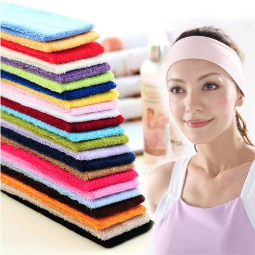 High Quality Yoga Hair Bands Sport Elastic Headbands - Better Business Plus
