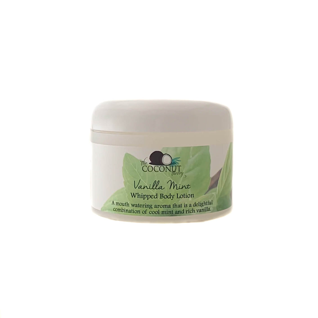 Vanilla Mint Whipped Body Lotion ~ 240ml