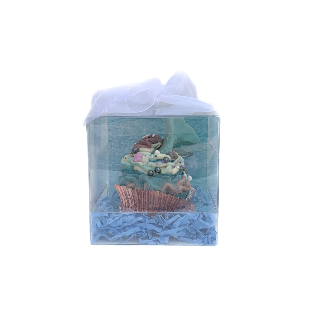 Bath Cupcake ~ Mermaid's Lagoon