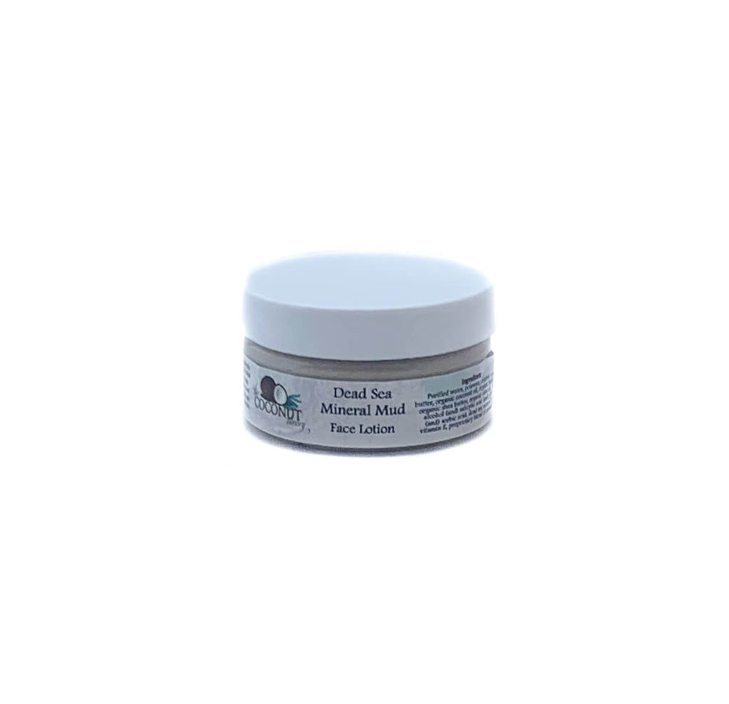 Dead Sea Mineral Mud Face Lotion ~ 60ml