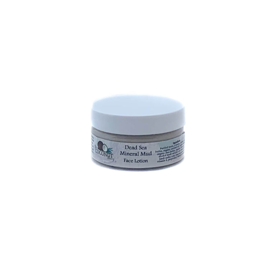 Dead Sea Mineral Mud Face Lotion