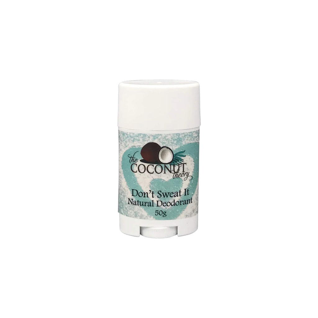 Don't Sweat It ~ Natural Deodorant 50g ~ Baby Powder