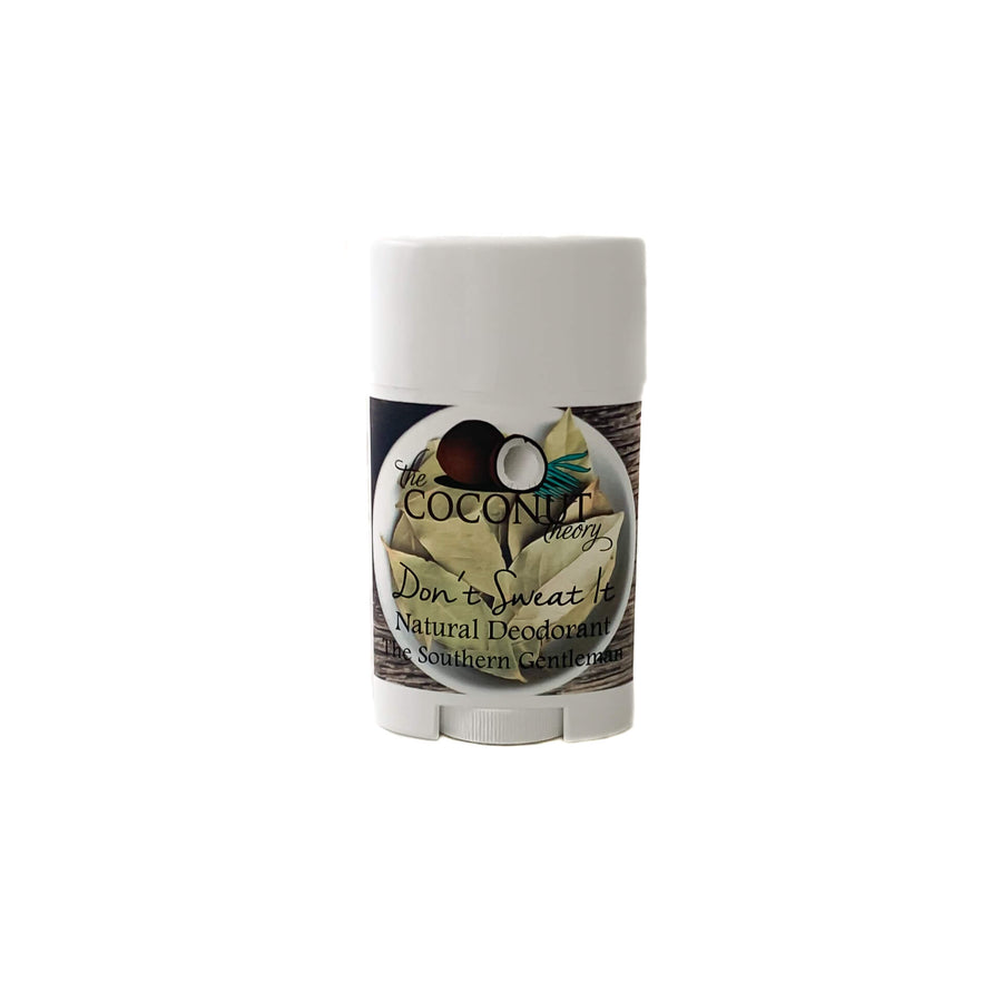 Don't Sweat It ~ Natural Deodorant ~ The Southern Gentleman