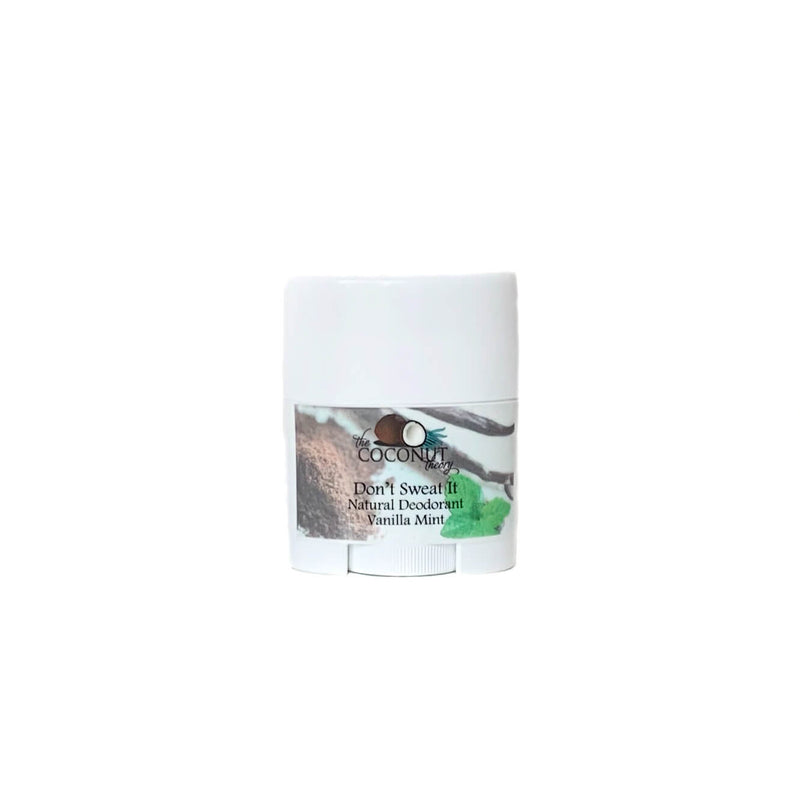 Don't Sweat It ~ Natural Deodorant 21g ~ Vanilla Mint