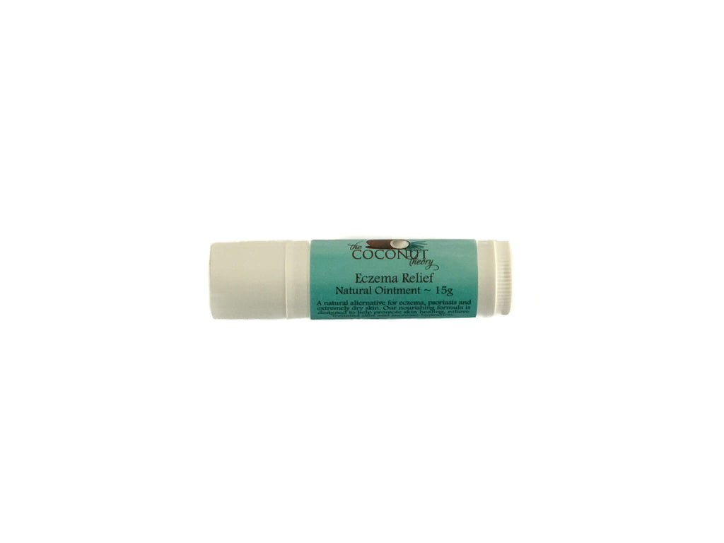 Eczema Relief Natural Ointment ~ 15g