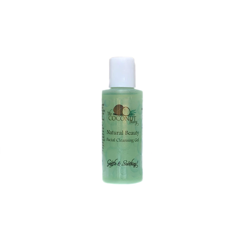 Natural Beauty Facial Cleansing Gel