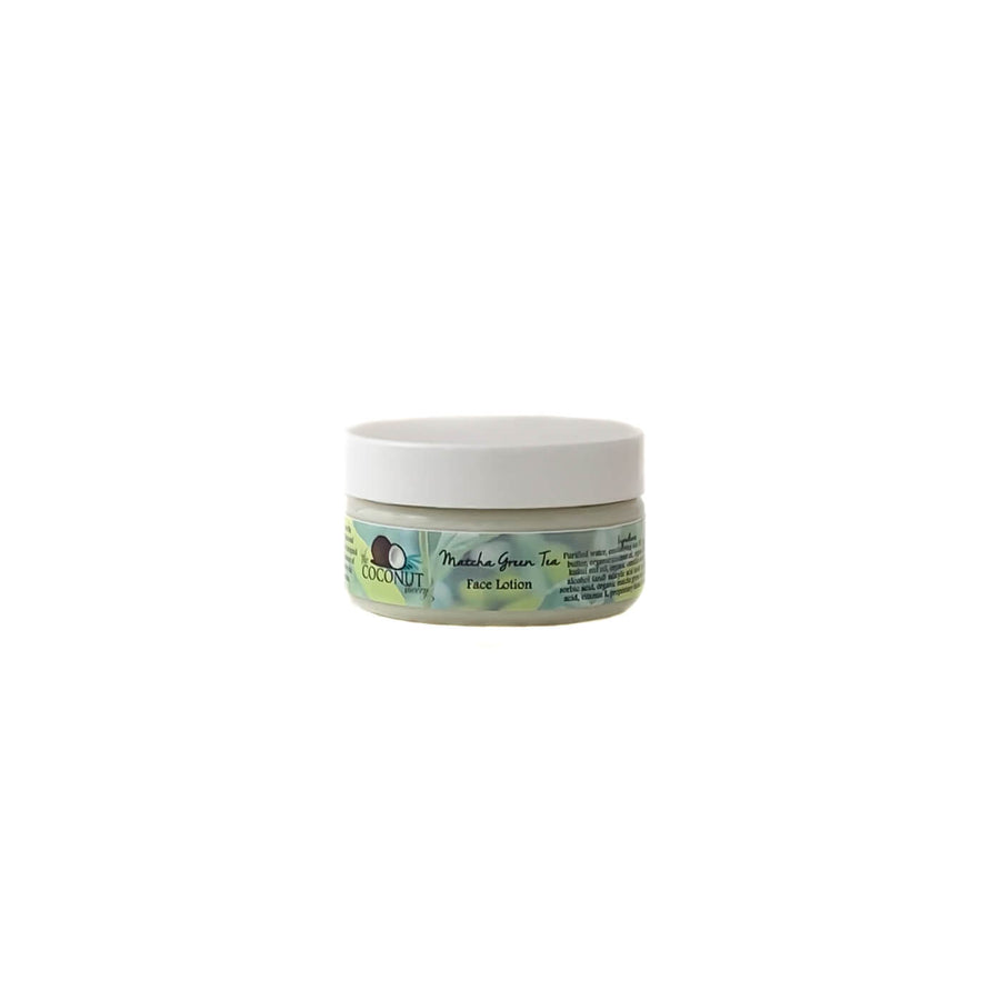 Matcha Green Tea Face Lotion