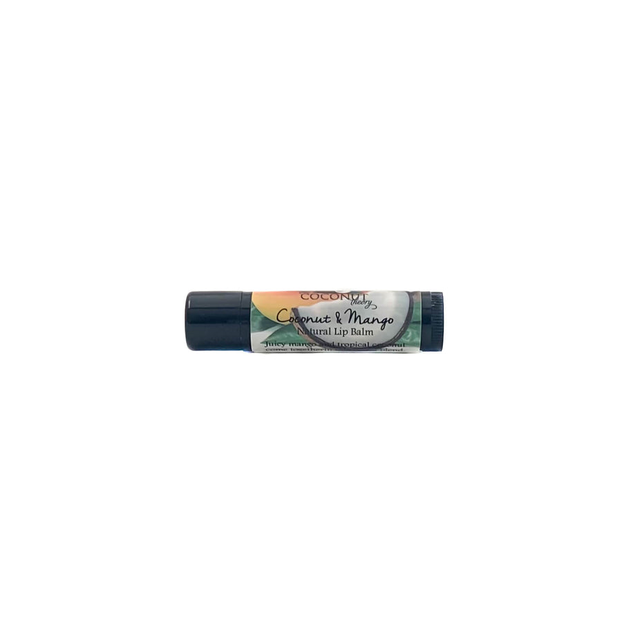 Coconut & Mango Natural Lip Balm