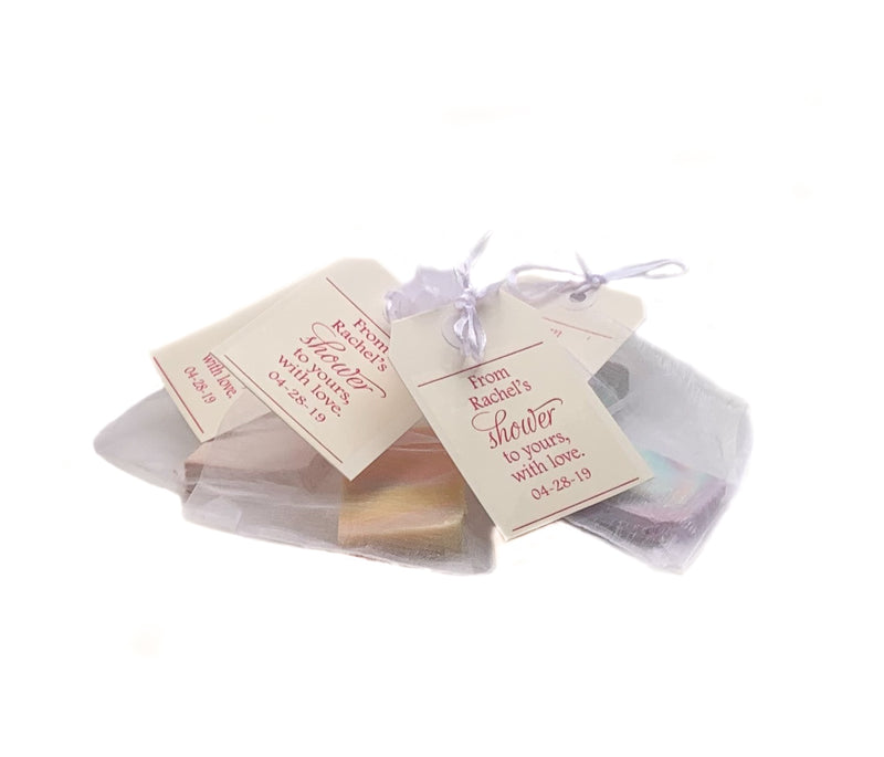 Special Occasions ~ From My Shower To Yours ~ 50 Soaps