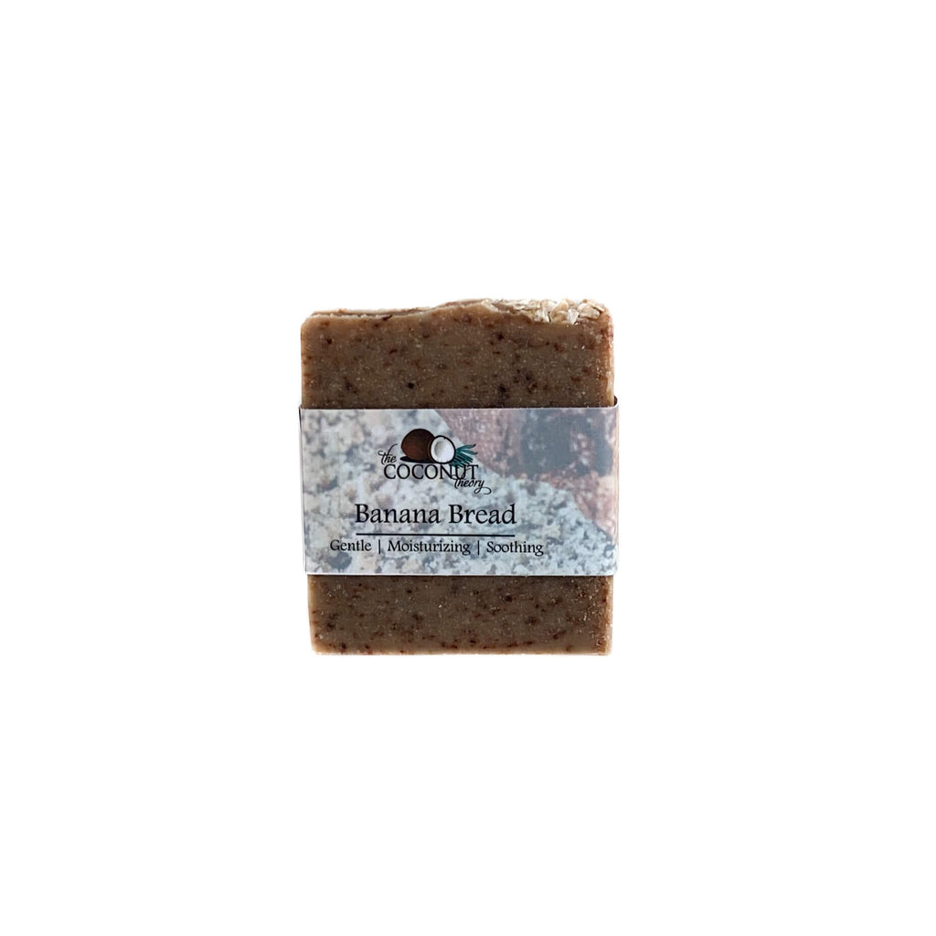 Banana Bread Bar Soap