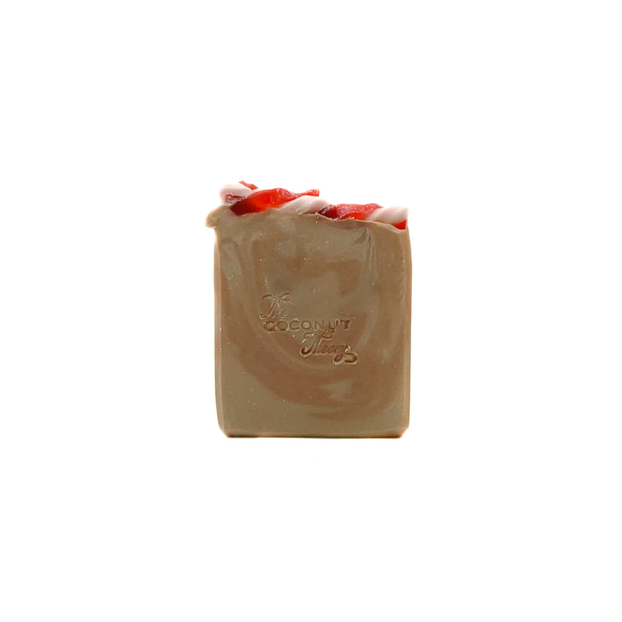 Candy Cane Bar Soap