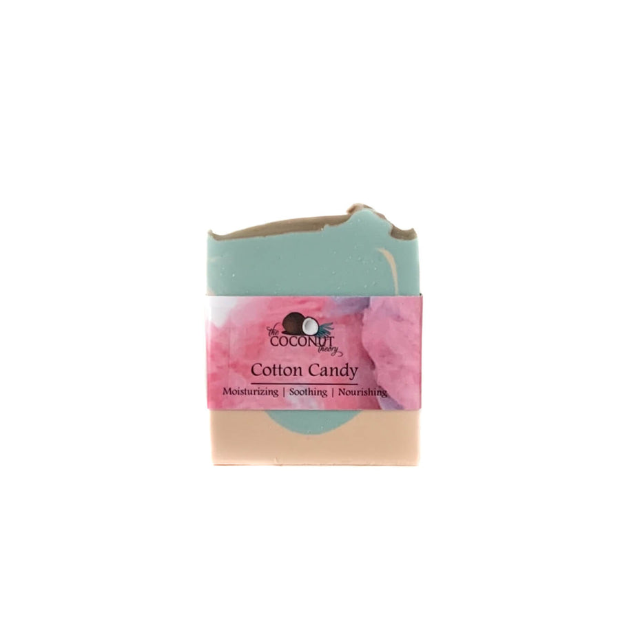 Cotton Candy Bar Soap