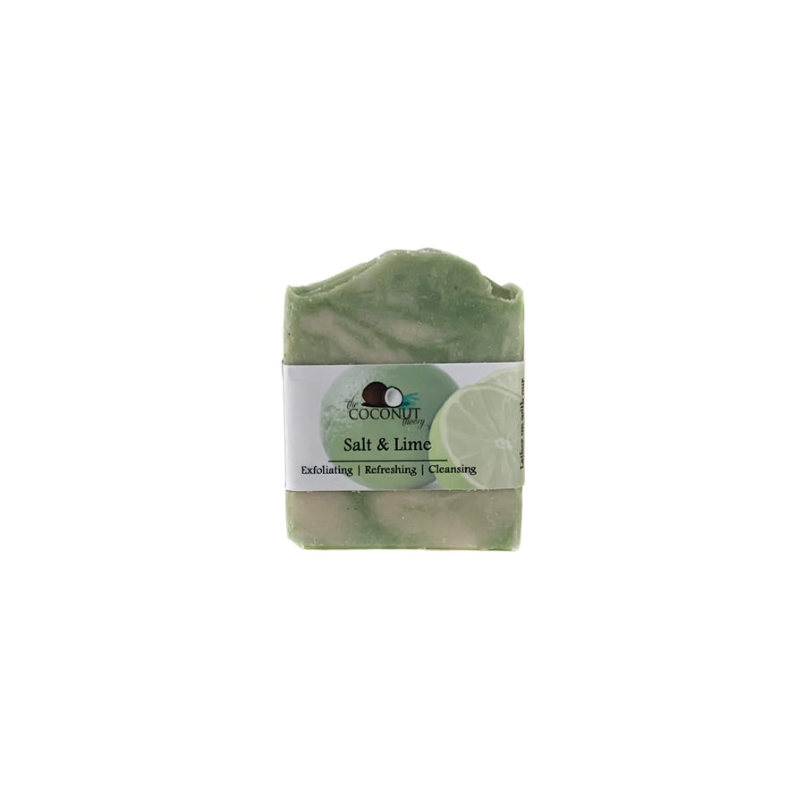 Salt & Lime Bar Soap