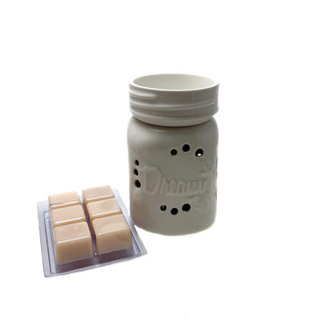 Fragrance Warmer ~ Dream Warmer with FREE Wax Melt