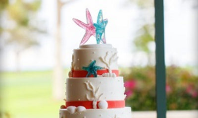Starfish Wedding Centerpiece