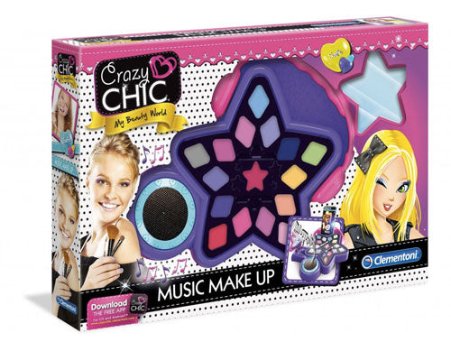 CRAZY CHIC - MUSIC MAKE UP