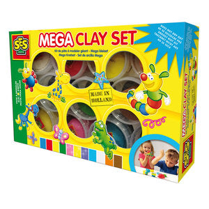 MEGA CLAY SET