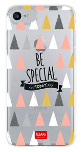 CLEAR COVER IPHONE 7 - BE SPECIAL