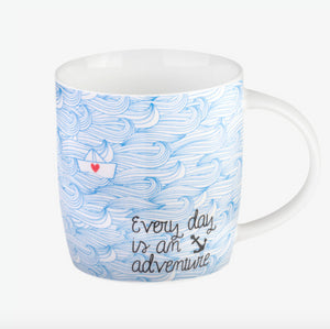 BUONGIORNO MUG – EVERY DAY IS AN ADVENTURE