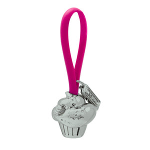 LUCKY CHAIN KEY CHAIN - CUPCAKE