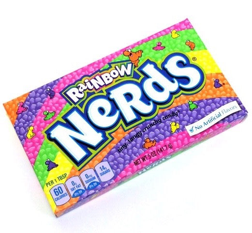 NERDS RAINBOW