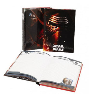 DIARIO STAR WARS F.TO STANDARD