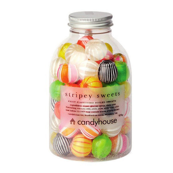 CANDYHOUSE CARAMELLE STRIPEY SWEETS