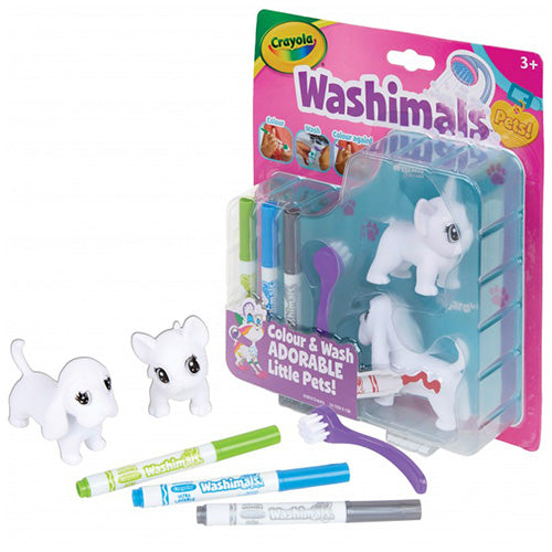 CRAYOLA WASHIMALS CAGNOLINI