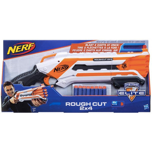 NERF ROUGH CUT 2X4 N-STRIKE