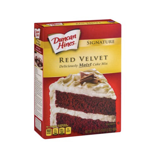 RED VELVET - PREPARATO PER DOLCI