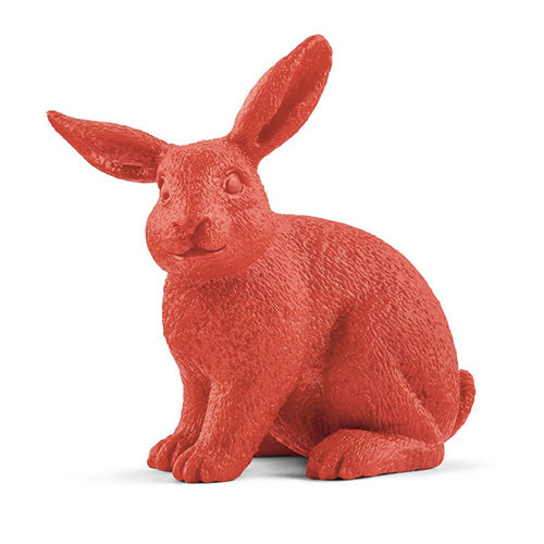 - RED RABBIT LIMITED EDITION - CONIGLIO ROSSO 72139