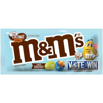 M&M'S THAI COCONUT PEANUT