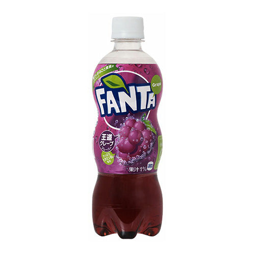 FANTA GRAPE 500ML JAPAN