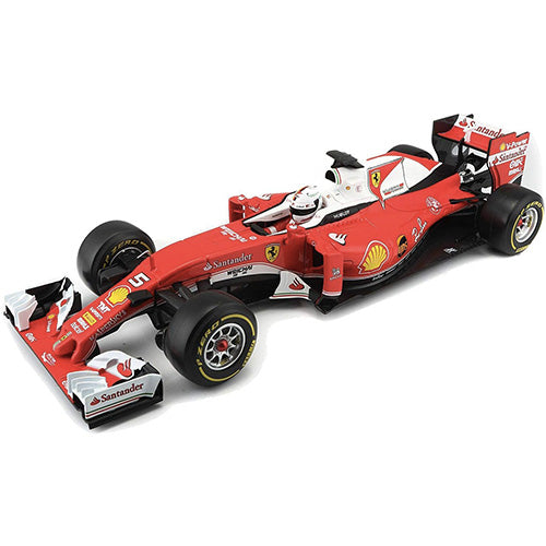 FERRARI RACING SF16 S.VETTEL 1:18