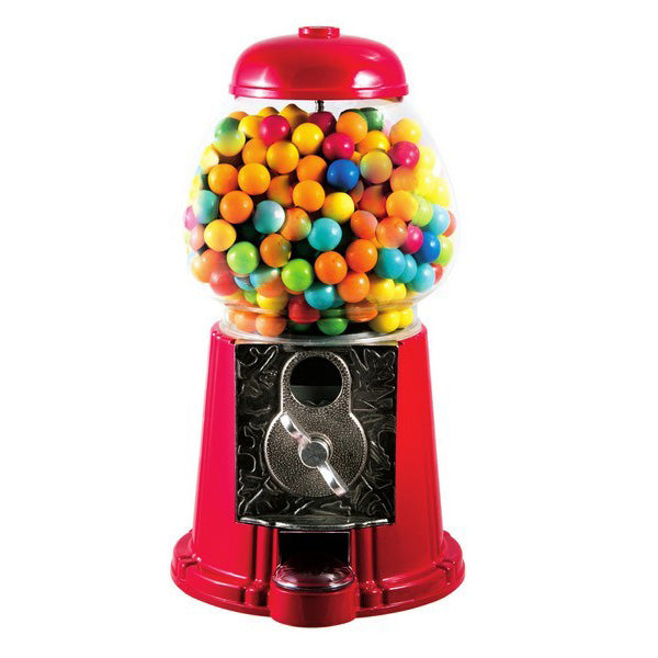 GUM BALL MACHINE DISPENCER RETRO