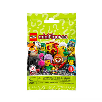 MINIFIGURES LEGO 71025 LIMITED EDITION 16