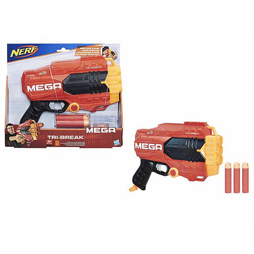 NERF TRI-BREAK MEGA N-STRIKE