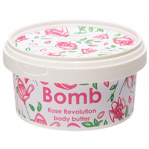 BODY BUTTER - ROSE REVOLUTION