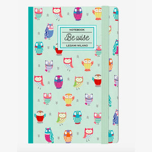 PHOTO NOTEBOOK MEDIUM GUFI - BE WISE
