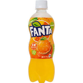 FANTA ORANGE 500ML JAPAN