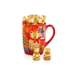 TAZZA TEDDY LINDT NATALE