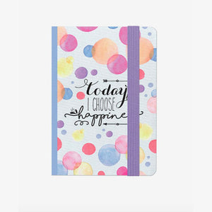 PHOTO NOTEBOOK SMALL - HAPPINESS