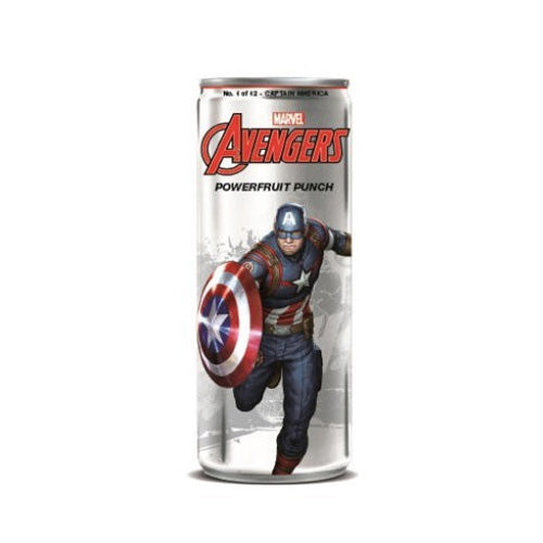 AVENGERS POWERFRUIT PUNCH CAPITAN AMERICA
